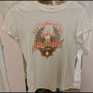 Journey Graphic Band Tee